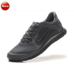 f272479c3c1fe France Soldes Nike noir chaussures de sport, Nike Free 4.0 V3,579958-001  (367UtW)