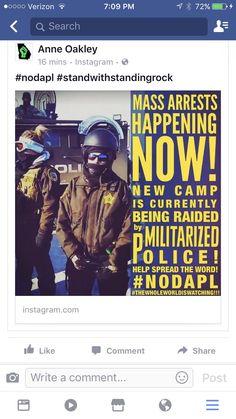 (52) News about #NoDAPL on Twitter
