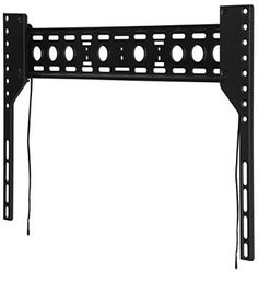 awesome AVF RNEL800B-F 37 to 80-Inch Flat to Wall Flat Panel TV Mount for Screens, Black - For Sale