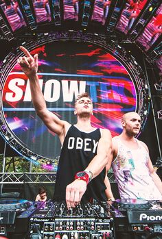 Showtek - saw them at Isla Del Sol festival @ SPI 2013
