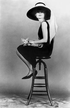"Audrey Hepburn | ""Breakfast At Tiffanys"" 1961"