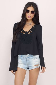 Intertwined Top