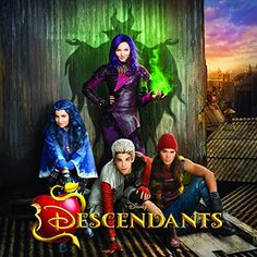 Descendants Walt Disney Records http://smile.amazon.com/dp/B00YO1TOYO/ref=cm_sw_r_pi_dp_Drutwb0TFETWD