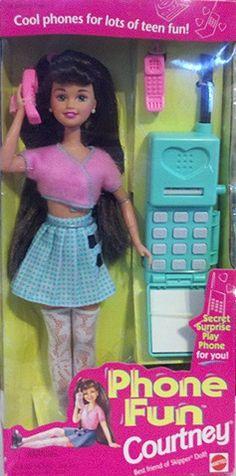 Barbie Skipper, Barbie Toys, Vintage Barbie Dolls, 90s Toys, Teen Fun, Childhood Toys, Childhood Memories, Bratz Doll, Barbie Accessories