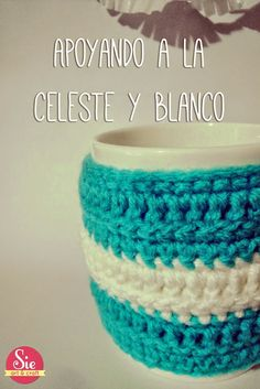 Argentina ♥ Color Celeste, Arts And Crafts, Mugs, Sports, Argentina, White People, Colors, Hs Sports, Gift Crafts