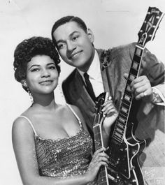 "Mickey Baker  Mickey ""Guitar"" Baker, who died Nov. 27 at age 87, forged a link between rhythm-and-blues and early rock music. The guitarist's 1956 recording of ""Love Is Strange"" with singer Sylvia Robinson became a pop classic brimming with Latin rhythms and flirtatious banter."