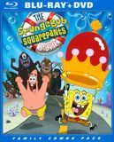 The Spongebob Squarepants Movie [2 Discs] [Blu-ray/DVD] [2004]