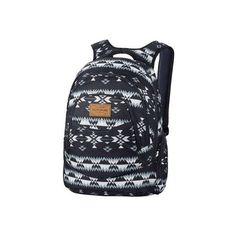 Women's Dakine Prom 25L Backpack - Fireside Back to School (735 ZAR) ❤ liked on Polyvore featuring bags, backpacks, padded laptop backpack, dakine backpack, laptop rucksack, padded backpack and pocket backpack