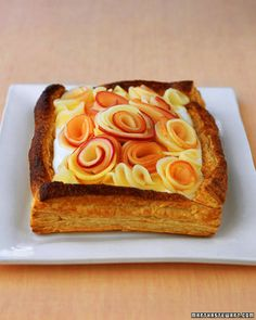 Buttermilk Cream tart