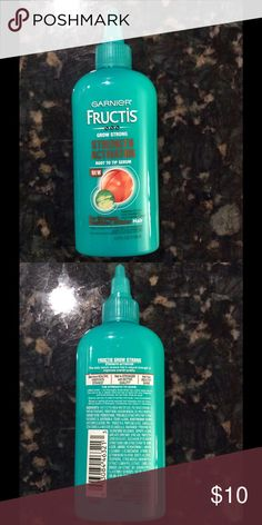 🆕 Garnier Fructis Grow Strong Strength Activator Brand new, never opened. Root to tip serum. No trades. Lowest price unless bundled. Don't hesitate to ask any questions! Garnier Fructis Other