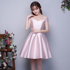 Cheap prom dresses, Buy Quality prom dresses plus directly from China party prom dress Suppliers: Sexy V-neck Prom Dresses with Bow 2017 New Plus Size Customized Cheap Mini Party Prom Dress Satin Short Elegant Formal Gown Dama Dresses, V Neck Prom Dresses, Elegant Prom Dresses, Prom Dresses 2017, Plus Size Prom Dresses, Prom Party Dresses, Pretty Dresses, Short Dresses, Girls Dresses
