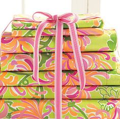 Lilly Pulitzer sheets#Repin By:Pinterest++ for iPad#
