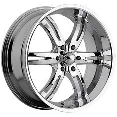 Akuza Dominion Wheels