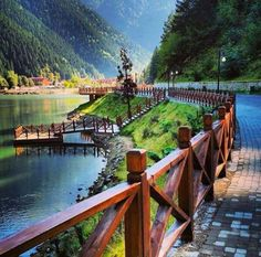 Uzungöl, Trabzon, Eastern Blacksea Region of Turkey