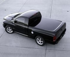 Dodge Ram SRT-10 Concept 'in 2002