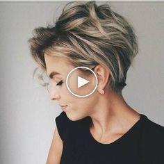Short Haircuts For Women - Metuyi.Com/Ha Kapselideeen - Hair Beauty - maallure