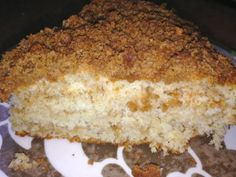 Coffee Cake made with Bisquick - this is sooo good. I haven't made it in years but I'm going to now!!