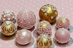 Cake Pops Christmas Ideas Cakepops 36 Ideas For 2019 Cake Pops Weihnachten, Wedding Cake Balls, Wedding Cakes, Christmas Cake Pops, Christmas Ideas, Cakepops, Buckwheat Cake, Cake Pop Sticks, Zucchini Cake