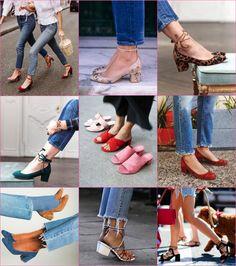 Eu não posso mais usar sapatilha!