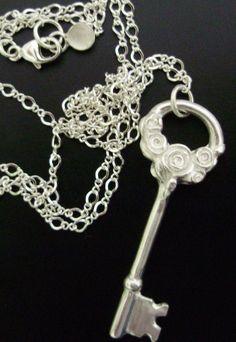 Rose Skeleton Key