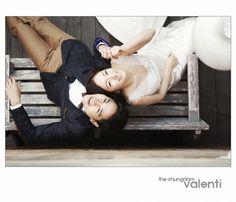 Korea Pre-Wedding Photoshoot - WeddingRitz.com » Korea Pre-Wedding studio - The Cheung Dam studio.