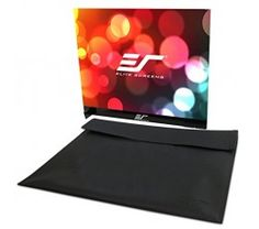 Screens Pico Sport series of portable tabletop projection screens are designed to create a beautiful projection surface for smaller scale presentations. Best Home Theater Speakers, Best Home Theater System, At Home Movie Theater, Home Cinema Projector, Best Projector, Home Theater Projectors, Wireless Surround Sound, Projection Screen, Portable Table