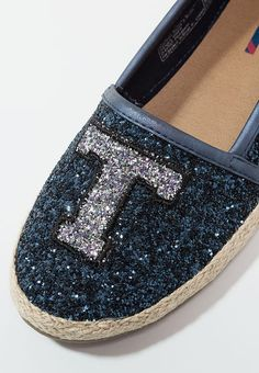 TOM TAILOR Espadrilles - blue for £29.99 (27/02/17) with free delivery at Zalando
