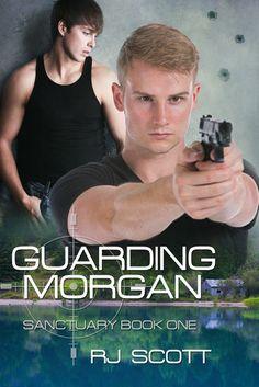 Guarding Morgan (Sanctuary, #1), Read 1/24/17