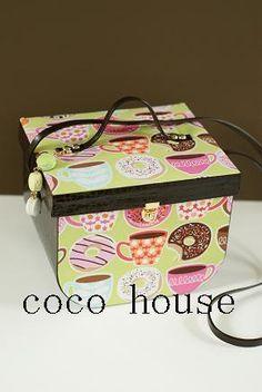 自宅教室のヒント・coco house-1眼レフボックス