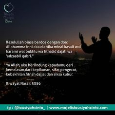 Doa berlindung dari dajjal . . Follow @cintazakat Follow @cintazakat #cintazakat #Zakat https://ift.tt/2f12zSN