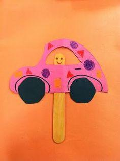 In the Children's Room: Theme Thursday: Cars! Cars! Cars!