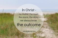 In Christ...