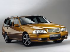 Image for Volvo V70 R 1997–2000 wallpapers