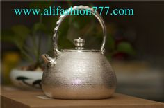 Handmade 999 Fine Silver Teapot-11,www.alifashion777.com wholesale Handmade 999 Fine Silver Teapot with high quality and low price.wholesale handmade the Silver teapot 999 fine silver for the business gift! we design and processing of personalized jewelry, jewellery for men, women jewelry, sterling silver jewelry, handmade jewelry. please contact us: skype: alifashion777 . whatsapp: 0086-186-8780-0583 if you have any question.