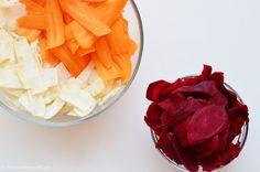 Pieces of my world: ... domácí zeleninové chipsy