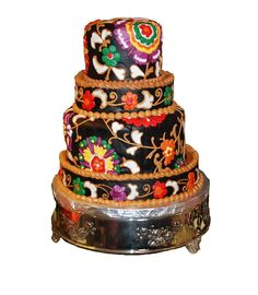 Vera Bradley cake Suzanni