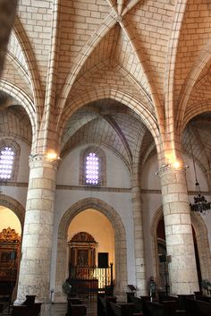 Santo Domingo: Catedral de Santa María la Menor by zug55, via Flickr