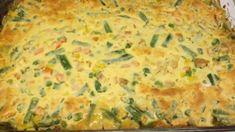 New Recipe! - Weight Watcher Friendly - Chicken Pot Pie Casserole