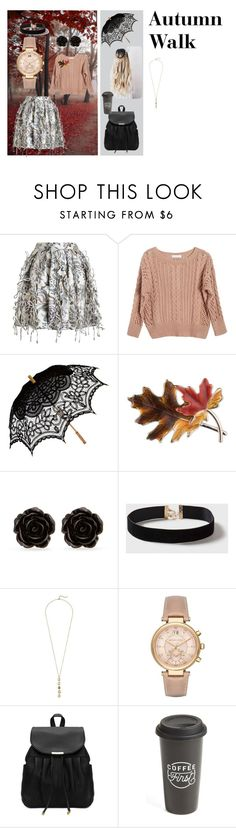 """""""Autumn Walk"""" by chantalletje on Polyvore featuring mode, Zimmermann, Ryan Roche, Remedios, Anne Klein, Erica Lyons, Dorothy Perkins, Cole Haan, Michael Kors en The Created Co."""