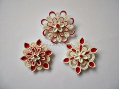 Quilling by Ada: Martisoare-brosa