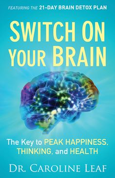 Booktopia has Switch on Your Brain, The Key to Peak Happiness, Thinking, and Health Audiobook by Dr Caroline Leaf. Buy a discounted audible edition of Switch on Your Brain (Audio CD) from Australia's leading online bookstore. Caroline Leaf Books, Dr Caroline Leaf, Brain Book, Your Brain, Good Books, Books To Read, My Books, Zumba, Neuroplasticity