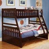 Found it at Wayfair - Rowe Twin Over Full Standard Bunk Bed with Trundle