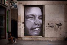 street art by Mentalgassi http://restreet.altervista.org/la-street-art-del-collettivo-mentalgassi/