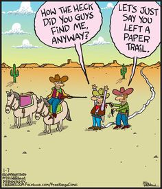 For January 2020 Cowboy Humor, Prison Humor, Art Quotes Funny, Paper Trail, Free Range, Zodiac Quotes, Deep Thoughts, Comic Strips, Cartoon Art