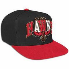 Atlanta Hawks Mitchell & Ness Hardwood Classics Arch With Logo Tri-Pop Snapback Hat Mitchell & Ness. $25.99