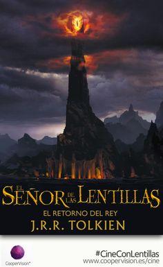 """#CineConLentillas 'El Señor de las Lentillas"""". Y si te gusta el cine, pide tu entrada gratis en tu óptica http://www.coopervision.es/cine"""