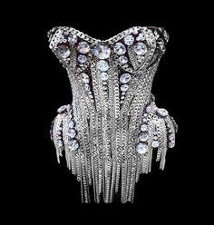 al fil des Passion's Stage Outfits, Mode Outfits, Fashion Outfits, Gothic Fashion, Fashion Fantasy, Beauté Blonde, 4 Diamonds, Burlesque Costumes, Accesorios Casual