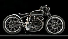 Custom 1952 Vincent Black Lightning