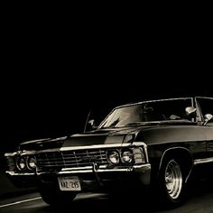 '67 Impala  (mom, pssssssssssst~ You think dad would want to help me get one and fix it up?)