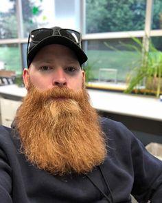 Beard And Mustache Styles, Beard Styles For Men, Beard No Mustache, Big Beard, Full Beard, Hairy Men, Bearded Men, Going Fishing, Beard Care